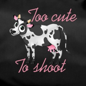 Too cute to shoot - Sporttasche