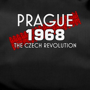 Prague 1968 spring Czech revolution freedom tshirt - Duffel Bag