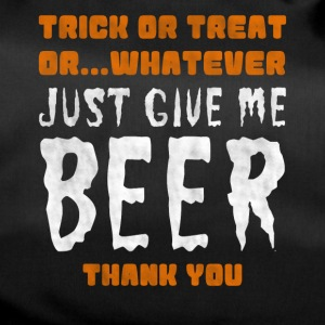Cheap halloween alternative: beer Shirt - Duffel Bag
