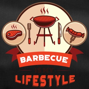 BBQ IS MY LIFESTYLE - Sporttasche