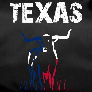 Nation-Design Texas Longhorn - Sporttasche