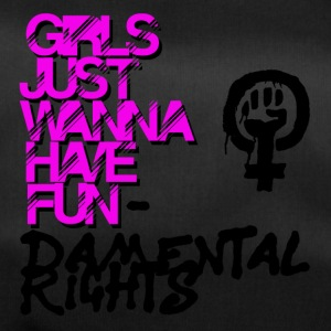 Girls just wanna have fundamental rights - Bolsa de deporte