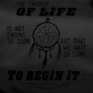 The tragedy of life - The tragedy of life - Duffel Bag