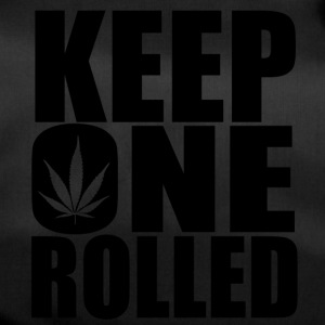 Keep One Rolled Black - Sac de sport