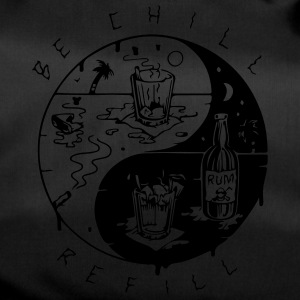 be chill refill ying yang - Sporttasche