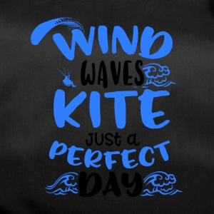 Wind Waves Kite Just A Perfect Day - Sporttasche