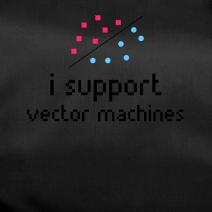 L'apprentissage machine, support machine vecteur - Sac de sport