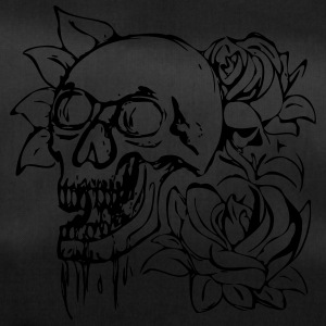 SkullAndRoses - Duffel Bag