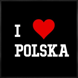 I love Poland - Duffel Bag