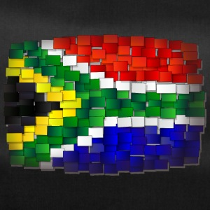 flag South Africa - Duffel Bag