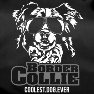 Border collie plus cool chien - Sac de sport