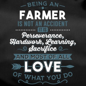 Love what you do - farmer - Duffel Bag