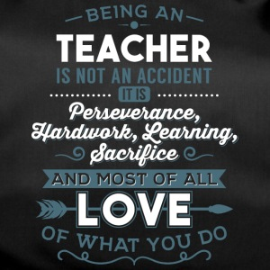 Love what you do - Teacher - Duffel Bag