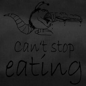 Srab - Can't stop eating - Sporttasche