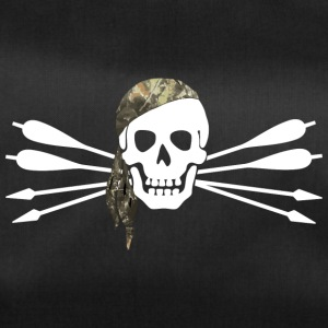 Pirate of archery - Skull and arrows - Duffel Bag