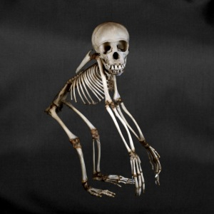 Baby Chimpansee Skeleton door Wild World Designs (WWD) - Sporttas