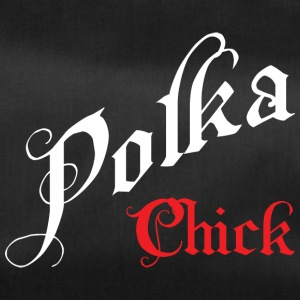 Polka Chick Music Dance - Duffel Bag