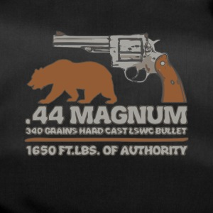 44 Magnum big bore hunting revolver - Duffel Bag