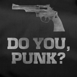 Revolver 29, do you punk dirty guns t-shirt - Duffel Bag
