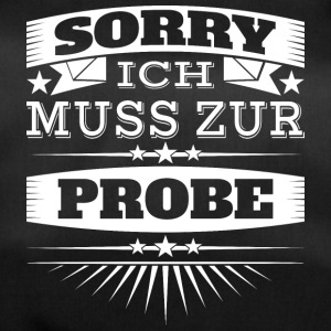 Sorry Probe - Sporttasche