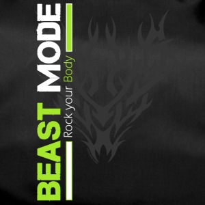 Beast Mode Tribal - Duffel Bag