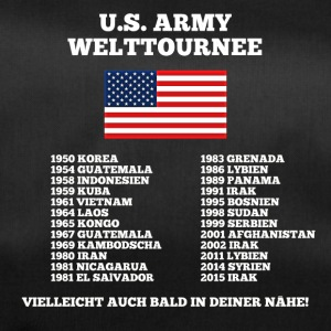 Armée US World Tour - Sac de sport
