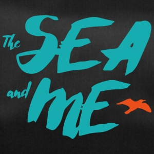 THE SEA AND ME - Sporttasche