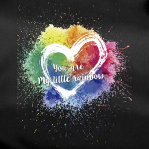 Camiseta Little Rainbow - Bolsa de deporte