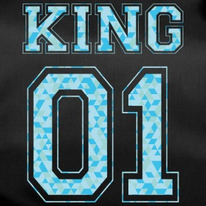 KING 01 - Blue Edition - Sporttasche