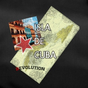 Isla de Cuba summer beach T-Shirt - Duffel Bag