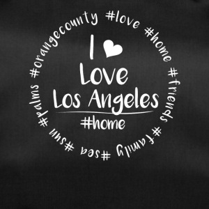 I love Los Angeles - Orange County - Duffel Bag