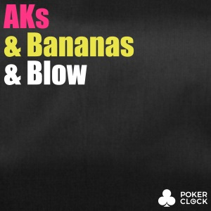 AKs & Bananas & Blow - Duffel Bag