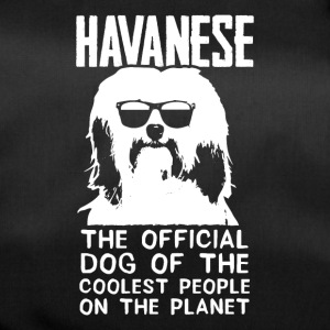 Havanese - the official dog of the coolest people - Sporttasche