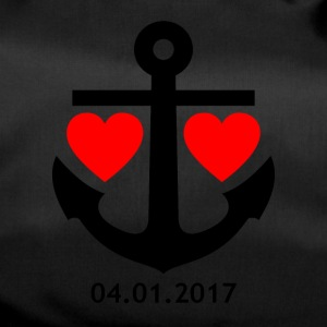 04/01/2017 Relationship Shirt - Duffel Bag