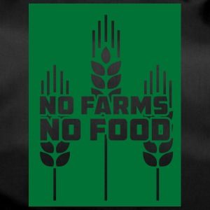 Farmer / Farmer / Farmer: No Farms, No Food - Duffel Bag