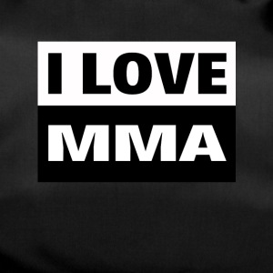 I love MMA, UFC, cage fighting and combat sports - Duffel Bag