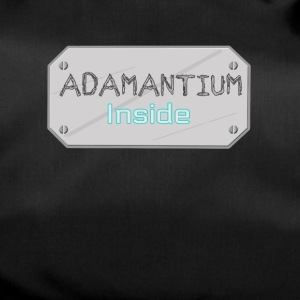 Adamantium it can't be broken - Duffel Bag