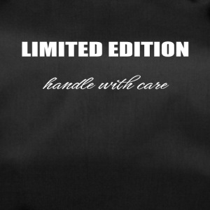 Limited edition - handle with care - Sporttasche