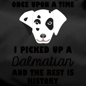 Dog / Dalmatian: Once Upon A Time I Picked Up - Duffel Bag