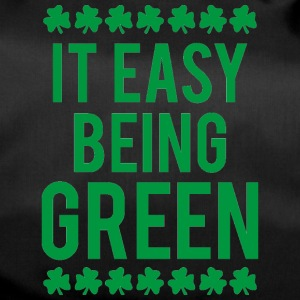 Ireland / St. Patrick's Day: It's Easy Being Green - Duffel Bag
