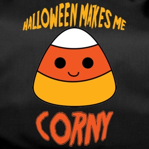 Halloween: Halloween Makes Me Corny - Sportsbag