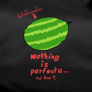 Watermelon - Niets is perfect - Sporttas