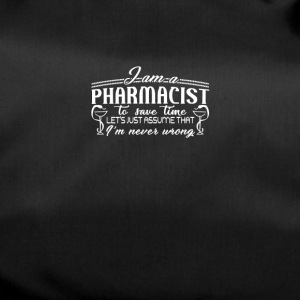 pharmacist - Duffel Bag