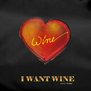 HEART I WANT WINE - Duffel Bag