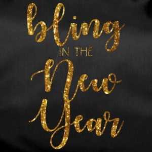 Sylvester / Silvester: Bling In The New Year - Sporttasche