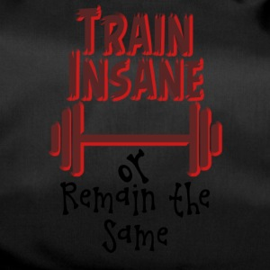 Train Insane - Torba sportowa