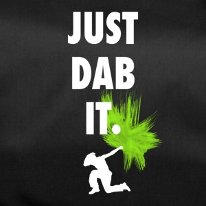 just dab it dabbing touchdown fun cool fun hum LOL - Sporttasche