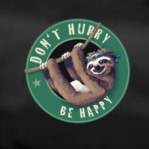 Sloth Starbucks Button lat moro Humor LOL kulden - Sportsbag