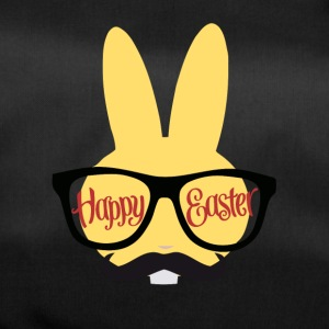 Easter Design with a Hipster Easter bunny - Duffel Bag