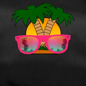 Summertime! Sunglasses & Palm Trees - Duffel Bag